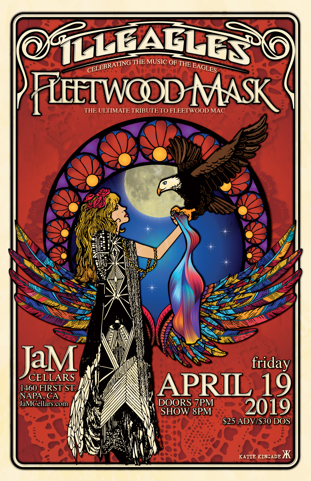 Fleetwood Mask, Fleetwood Mac tribute band is performing with the Illegals